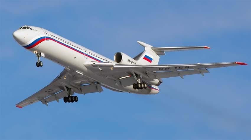 «Согаз» выплатит семьям жертв крушения Ту-154 неменее 5,8 млн. руб.