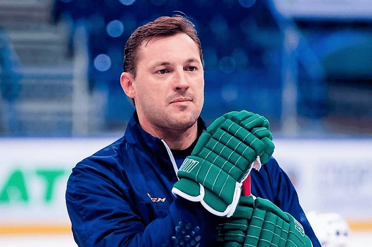 Андрей Зюзин: «Все свое будущее я связываю с развитием хоккея в Уфе»