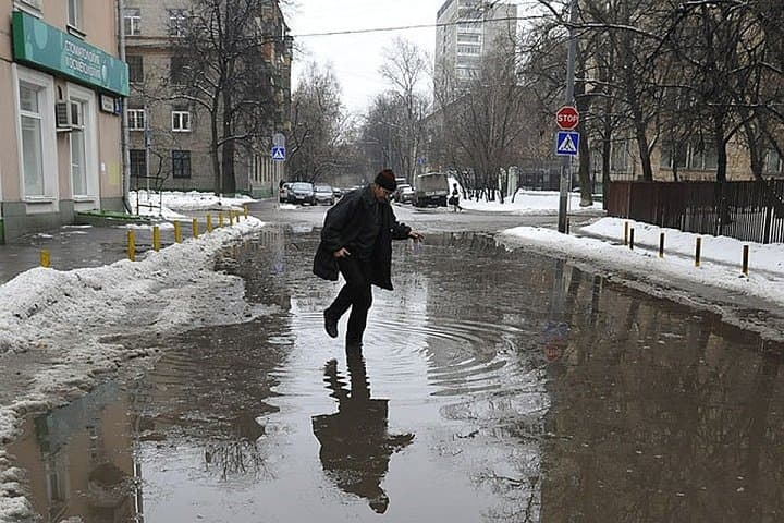 В Башкирии ожидается мороз до -13 и снег