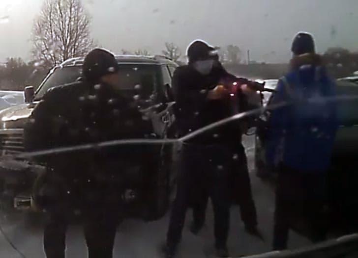 ВБашкирии установили личности участников перестрелки водителей