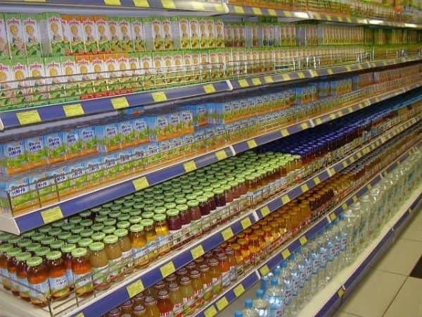 ВБашкирии детское питание продавали сзавышенной наценкой
