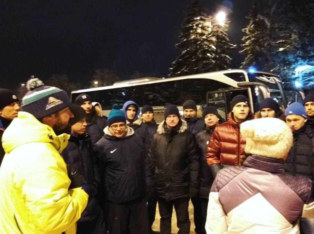 Болельщики «Салавата Юлаева» потребовали объяснений откоманды после 7-ми поражений подряд