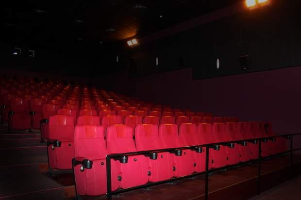В РФ впервый раз запоследние два-три года снизилось число кинотеатров