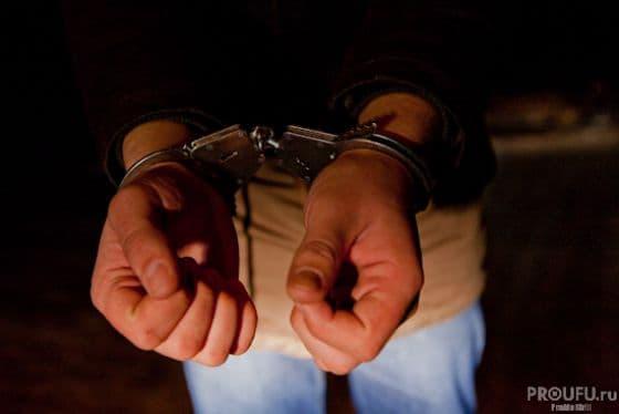 ВУфе двое парней задержали преступника
