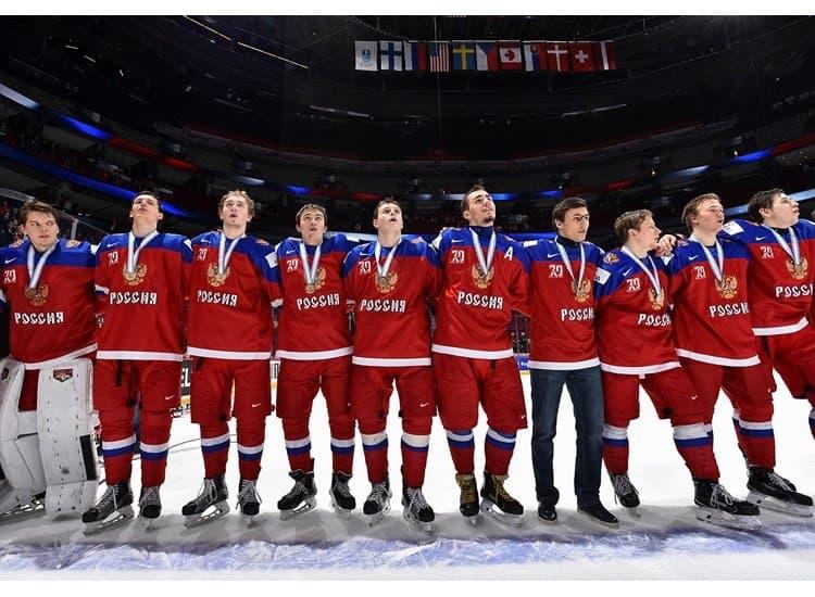 Жители России завоевали бронзовые медали чемпионата мира