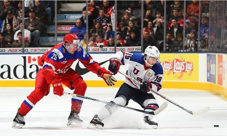 МЧМ-2017: сборная РФ потерпела поражение откоманды США