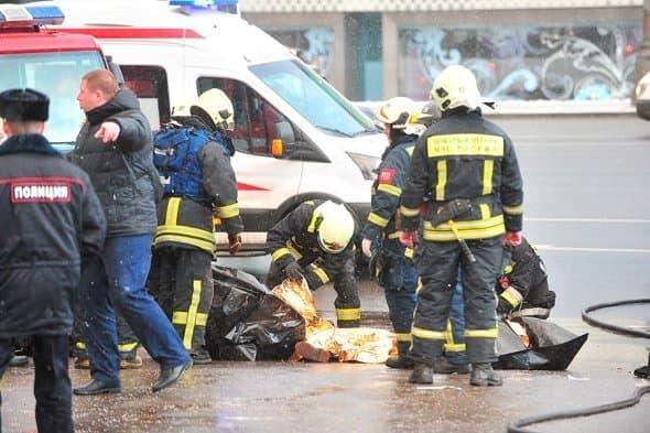 В столице России автобус въехал впереход: 5 погибших, 15 раненых