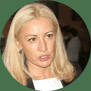 Милана Скоробогатова - детский омбудсмен в РБ