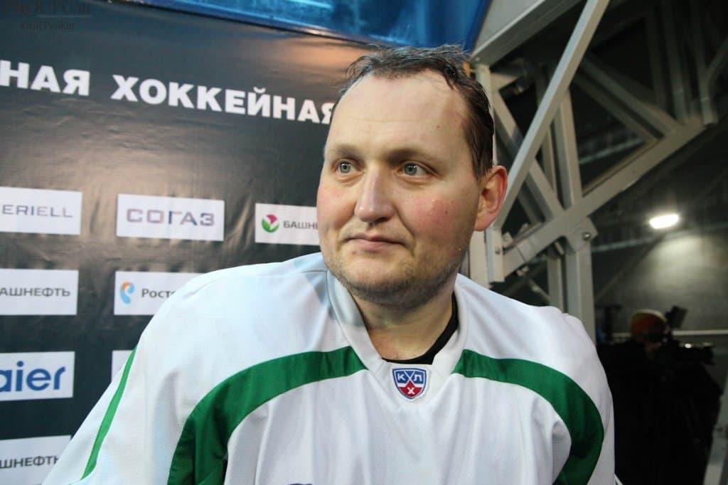 Столичное «Динамо» несумело обыграть уфимский «Салават Юлаев»
