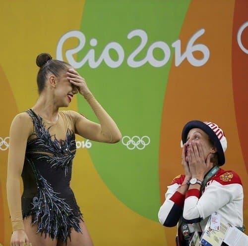 Русские гандболистки впервый раз стали олимпийскими чемпионками