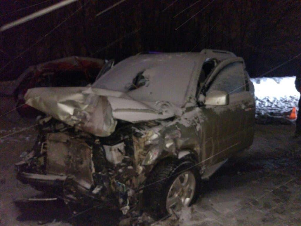 Авария натрассе под Уфой унесла жизнь 3-х человек
