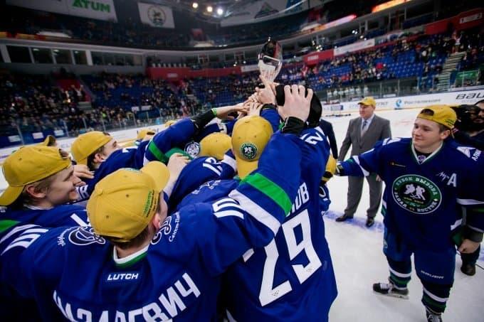 Игрок нижегородской «Чайки» Иван Комаров стал обладателем Кубка Вызова МХЛ
