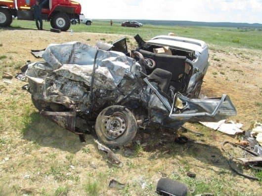 Водитель, из-за которого погибла семья из5 человек, осужден вБашкортостане