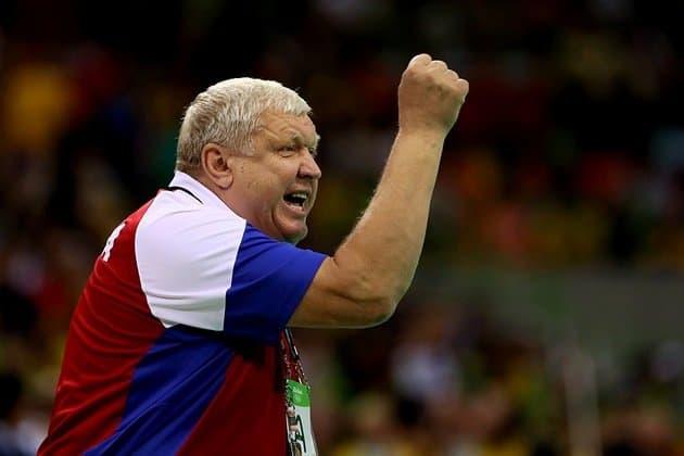 Женская сборная Российской Федерации погандболу выиграла золото Олимпиады вРио